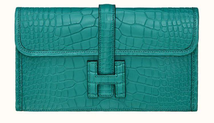 Hermes Jige Duo wallet