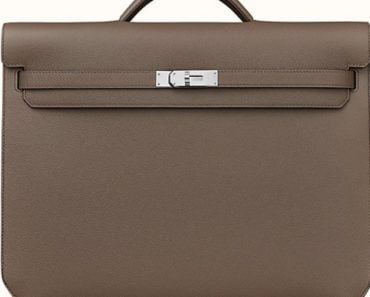 The Five Most Expensive Hermes Briefcases You Can Buy