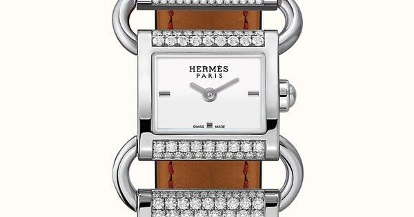 Hermes Klikti watch 17 x 16 mm