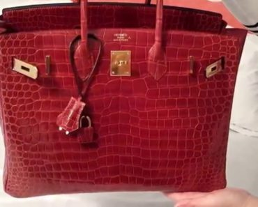 The Five Most Expensive Hermes Bag of All Time