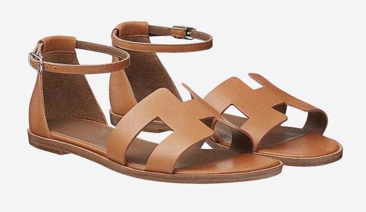 Hermes Santorini Sandal