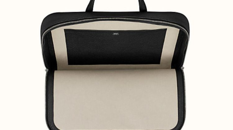 Hermes Victoria Light Briefcase