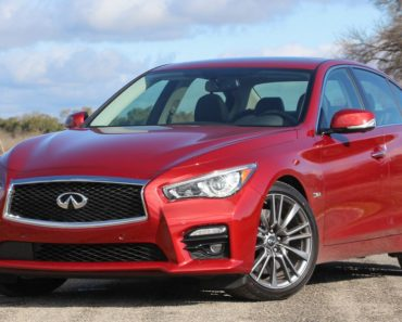 Five Infiniti Models With the Most Horsepower