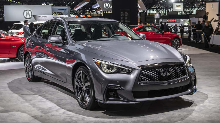 Limited Edition Infiniti Models