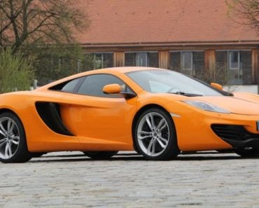 10 Things You Didn't Know about The McLaren 12C