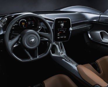 What Differentiates McLaren Interiors From Other Cars?