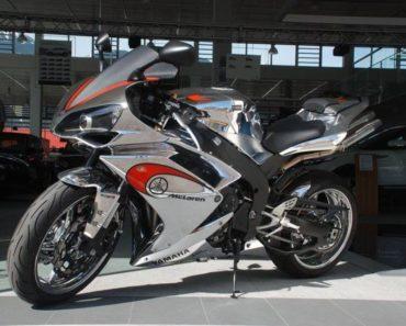McLaren Make Motorcycles