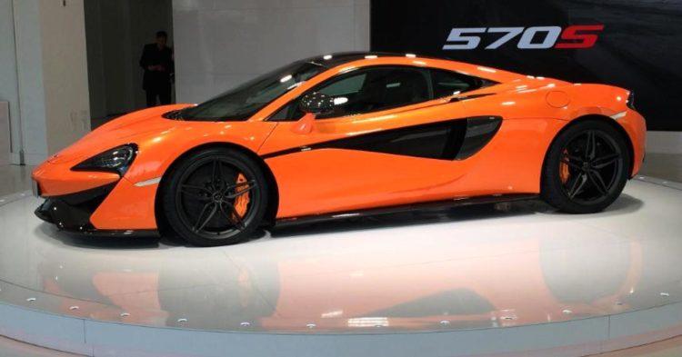 McLaren Models