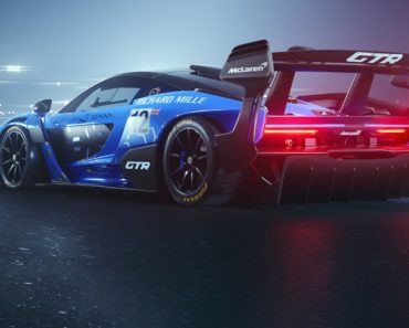 10 Things You Didn't Know about the McLaren Senna GTR