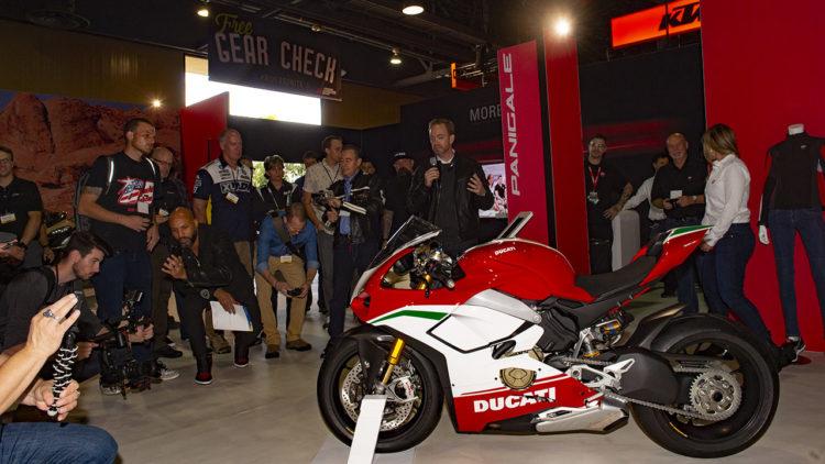 Progressive Dallas Motorcycle Show