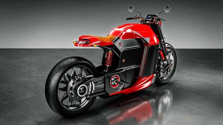 Tesla Make an Electric Motorcycle