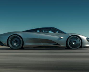 Which McLaren Model Has The Highest Horsepower?
