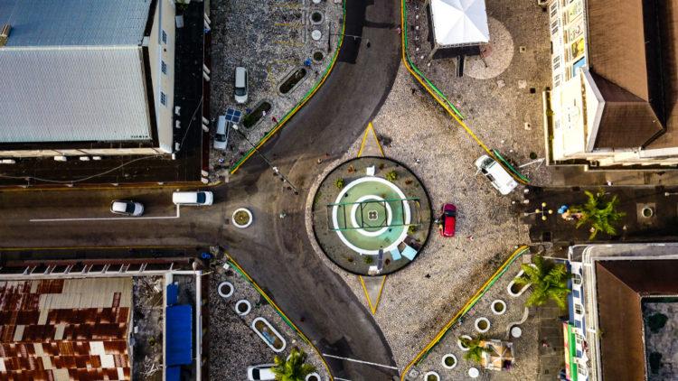 Sam Sharpe Square