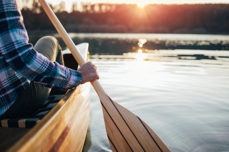 Rent a Kayak or Canoe