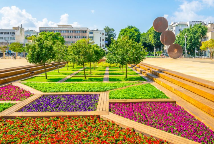 HaBima Square