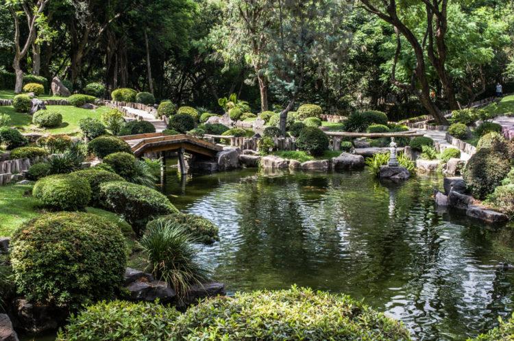 Parque Colomos