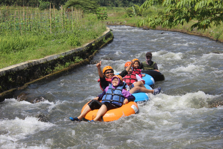 Go River Tubing at Montpelier