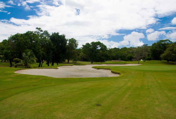 golf at Cinnamon Hill