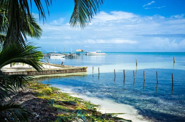 Ambergris Caulker, Belize