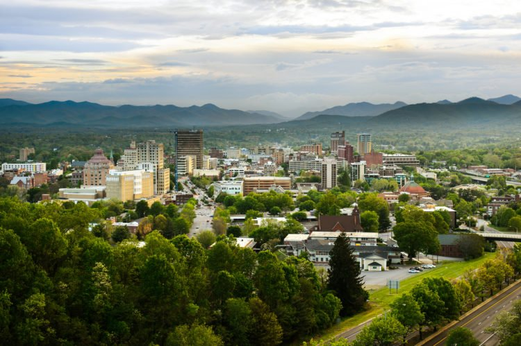 Asheville, North Carolina