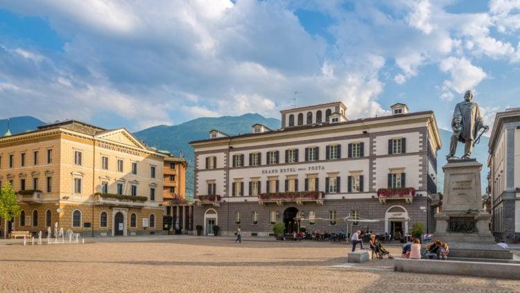 Sondrio, Italy