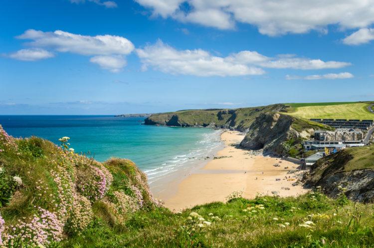 Visit Cornwall Beach