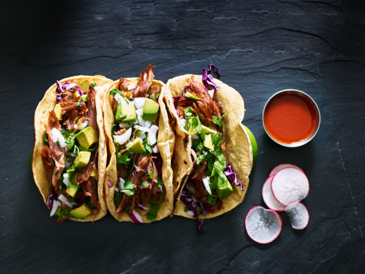 Enjoy the Tacos at Millie's