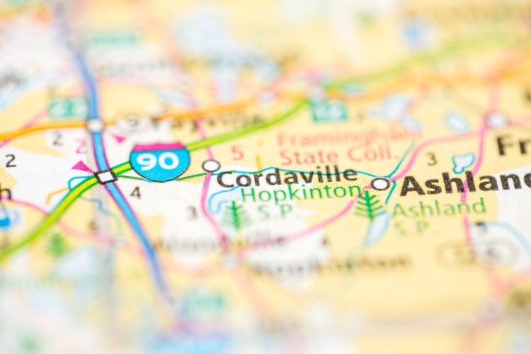 Cordaville, Massachusetts