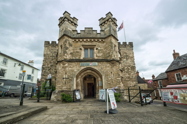 Visit The Old Gaol