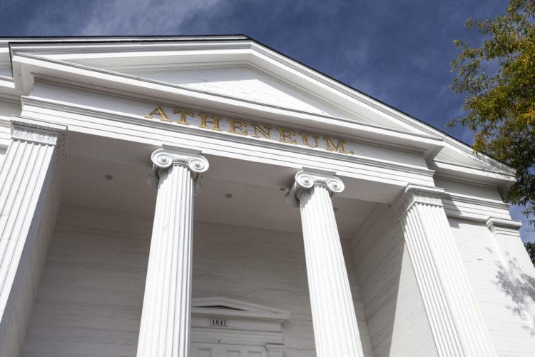 Go to the Nantucket Atheneum