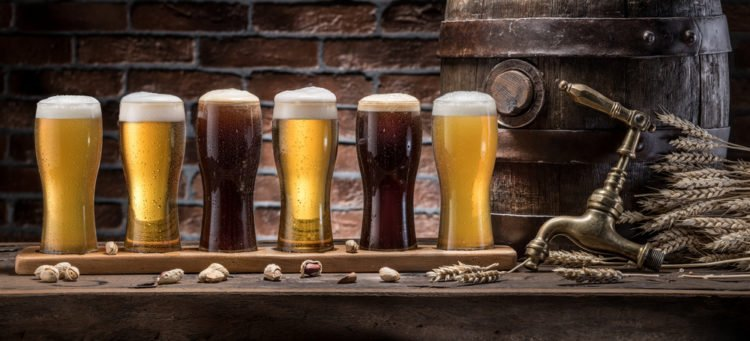 Sample the Drinks at Cisco Brewers