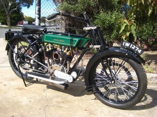 1921 Royal Enfield Vickers 8HP