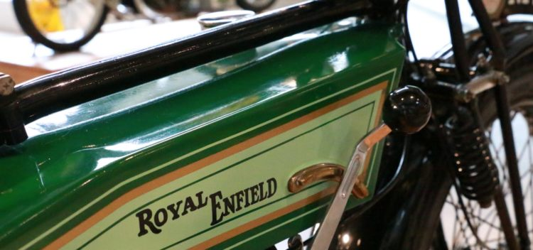1926 Royal Enfield Model 200