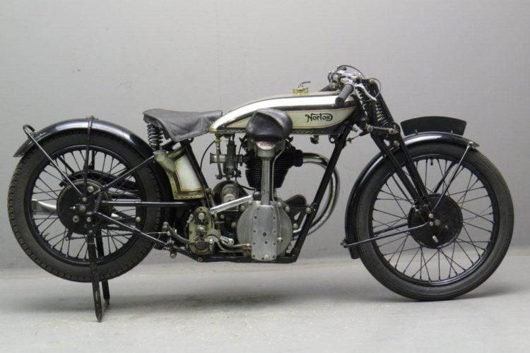 1927 Norton CS1
