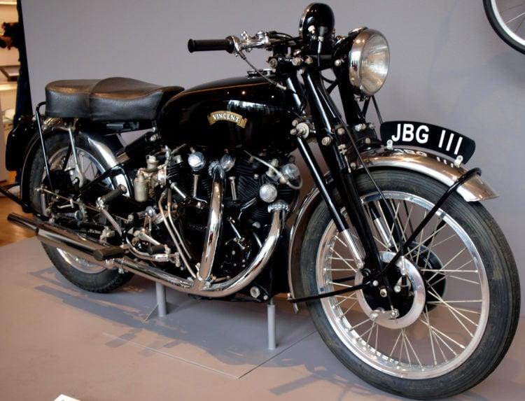 1949 Vincent HRD 500cc Series B Meteor