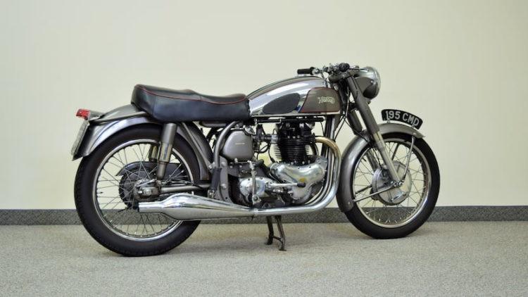 1952 Norton Dominator 88