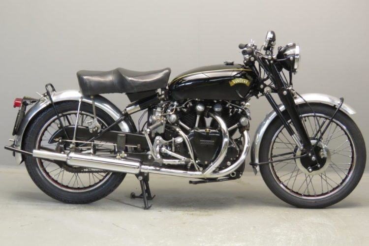 1952 Vincent Series C Rapide