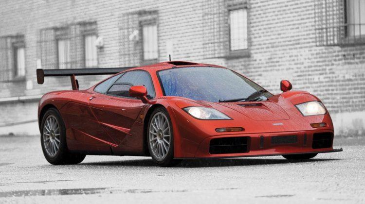 1998 McLaren F1 LM