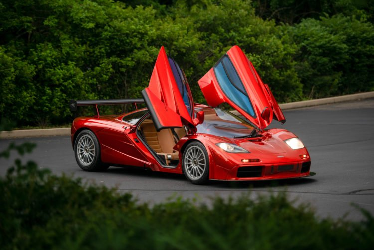 1998 McLaren F1 LM Chassis #073