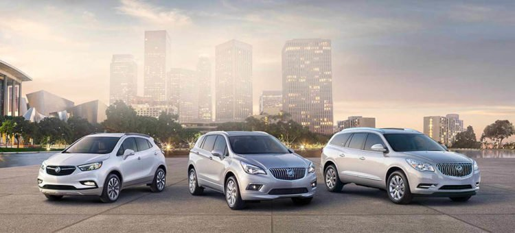 Best Buick SUV Models