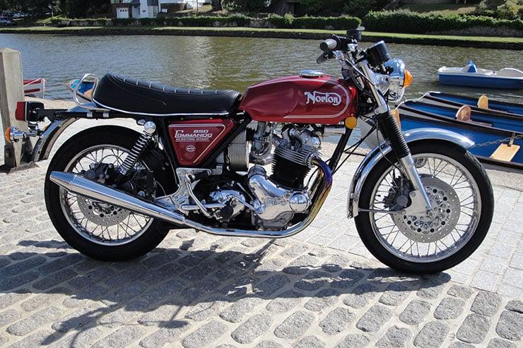 Best Norton Motorcycles