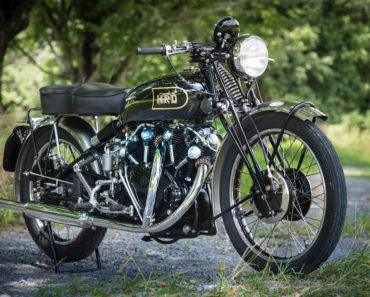 The Five Best Vincent Motorcycles of All-Time