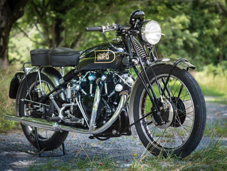 Best Vincent Motorcycles