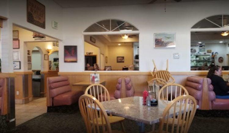 Mile High Cafe