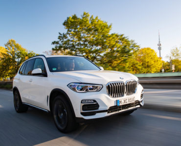 Review of the 2021 BMW X5 xDrive 45e