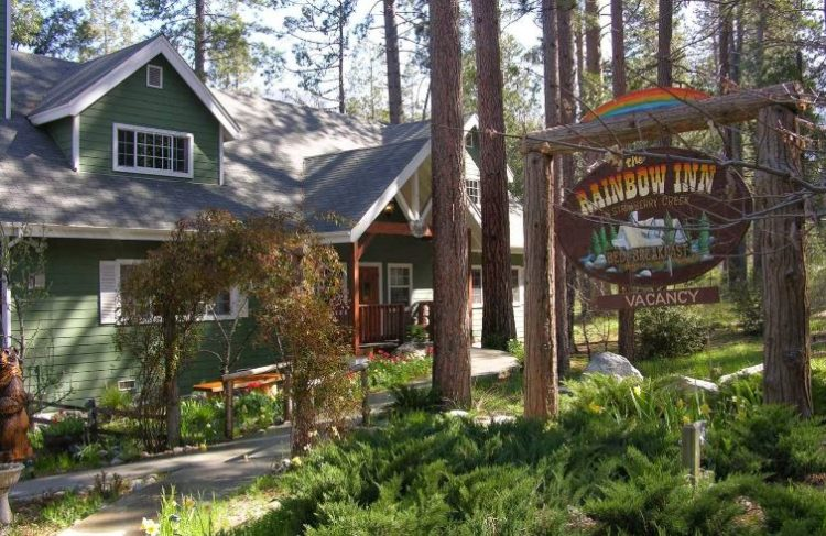 Rainbow Inn on Strawberry Creek