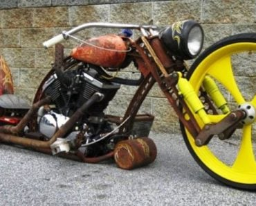 What is a Rat Rod Motorcycle?