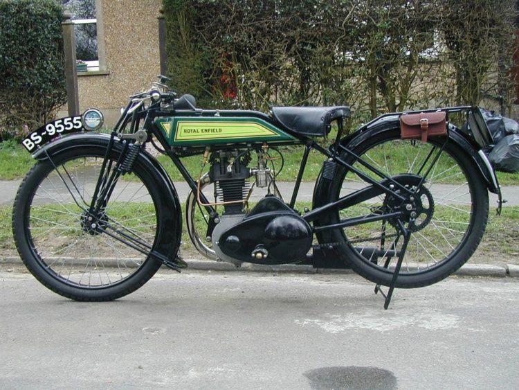 Royal Enfield 1927 Model 351