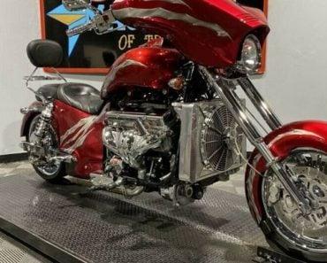 The Five Best Boss Hoss Motorcycles Money Can Buy