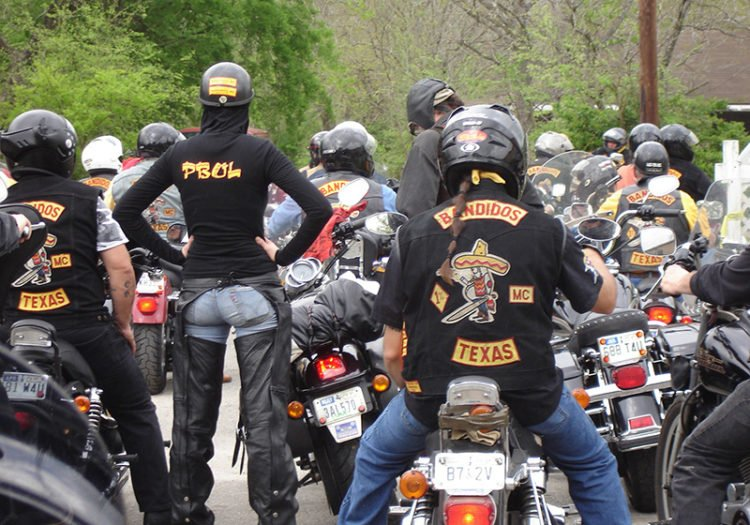 The Bandidos Motorcycle Club